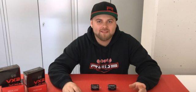 REDS Racing VX2 1/10 Motors [VIDEO]