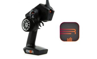 Spektrum DX6R Now Available With RaceWare 2.0 Firmware