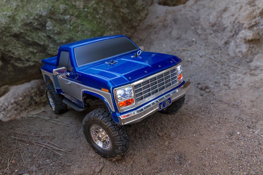 Team Associated RTR CR12 Ford F-150 Pick-Up
