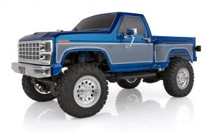 Team Associated RTR CR12 Ford F-150 Pick-Up [VIDEO]