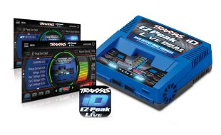 Traxxas Announces New EZ Peak Live Dual iD Charger