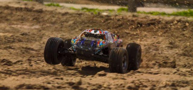 Traxxas Rustler VXL 70+MPH Mudslinger [VIDEO]