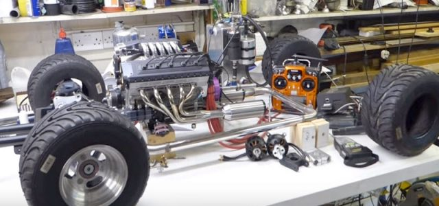 This 1/3 scale 125cc V10 Buggy is CRAZY [VIDEO]