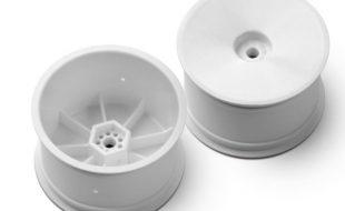 XRAY XB2/XB4 Aerodisk V2 12mm Hex Rear Wheels