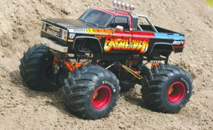 PREMIUM EXCLUSIVE: Homebuilt Excaliber Monster Truck