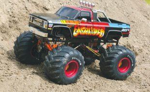 PREMIUM EXCLUSIVE: Homebuilt Excaliber Monster Truck