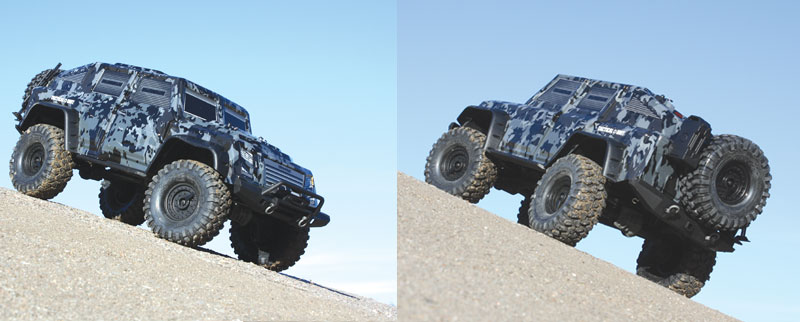 RC Review: Traxxas TRX-4 Tactical Unit