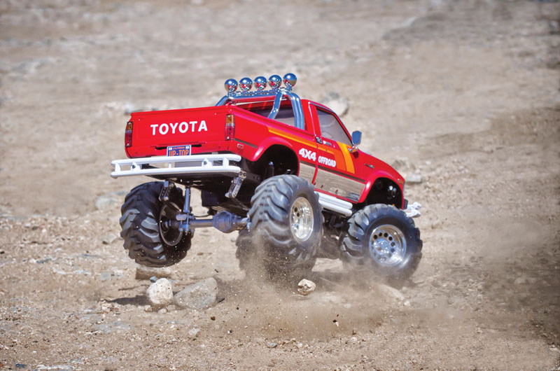 Tamiya's Original Trail Rigs - Old-School Scale - RC Car Action