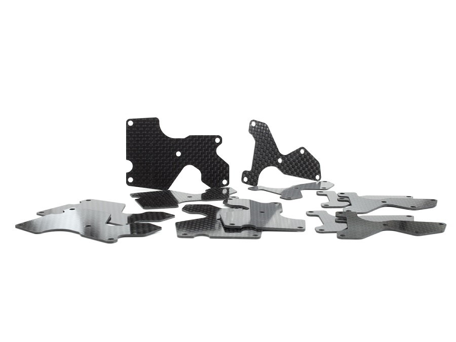 Avid RC Option Parts For The Mugen MBX8