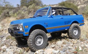 Axial RTR SCX10 II 1969 Chevrolet Blazer [VIDEO]