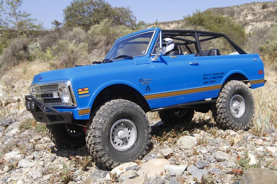 Axial RTR SCX10 II 1969 Chevrolet Blazer