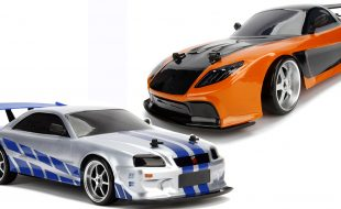 Jada Fast & Furious RX7 and GT-R Drift Cars – New pix and details