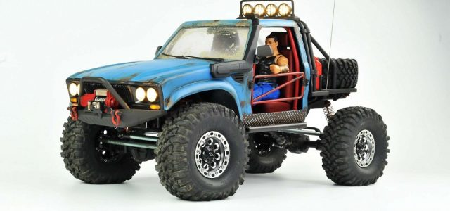 Cross-RC Vehicles Now Available At HRP