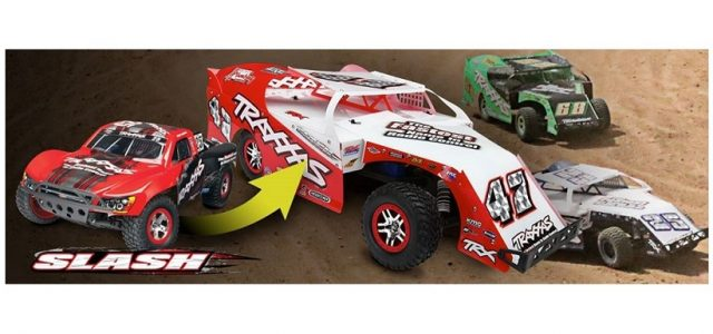 Dirt Oval Traxxas Slash Project Build [VIDEO] - RC Car Action