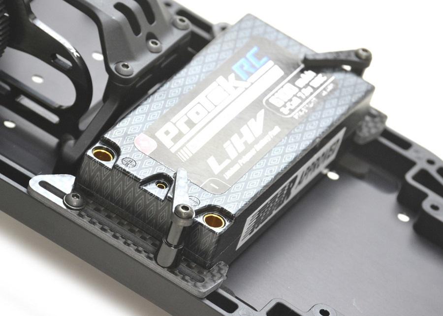 Exotek Carbon Fiber LiPo Tabs