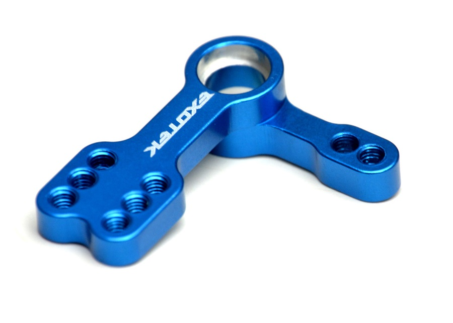 Exotek HD Steering Crank For The Associated F6
