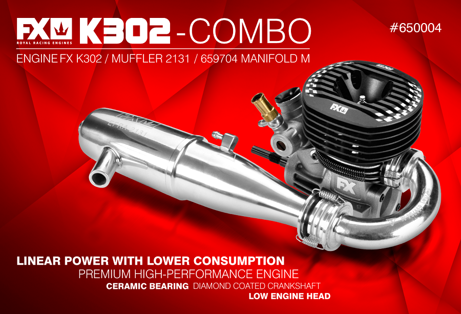 FX K302 Combo Engine Kit