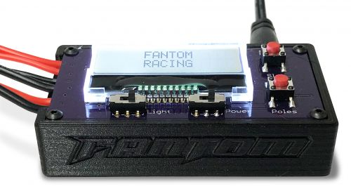 Fantom Facts Machine 3S Precision Resistance / Inductance Meter