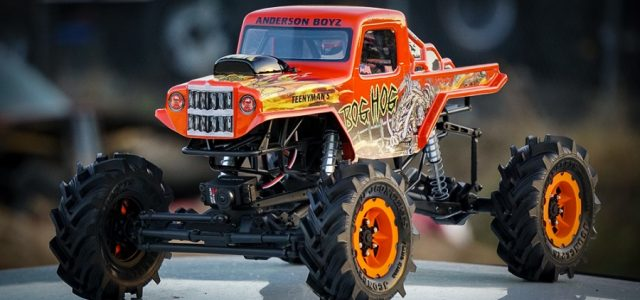 JConcepts Bog Hog Mega Truck Body [VIDEO]