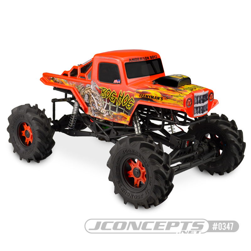 JConcepts Bog Hog Mega Truck Body