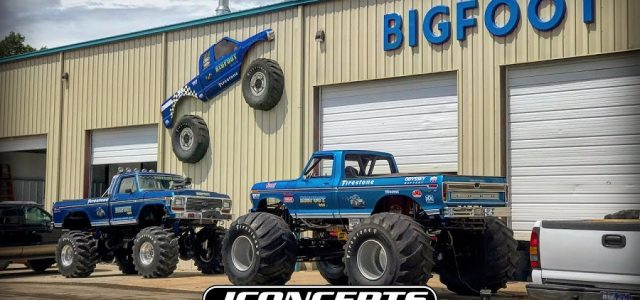 JConcepts Reports On The Bigfoot Open House 2018 [VIDEO]