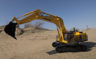 Kyosho ReadySet Komatsu Excavator [VIDEO]