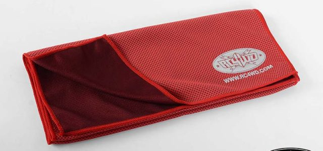 Limited Edition RC4WD Cooling Towel