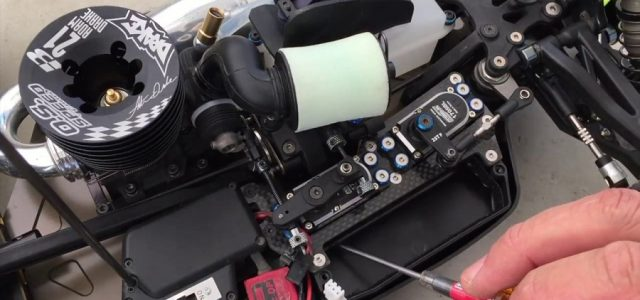 MBX8 Battery Box Tips With Mugen's Adam Drake [VIDEO]
