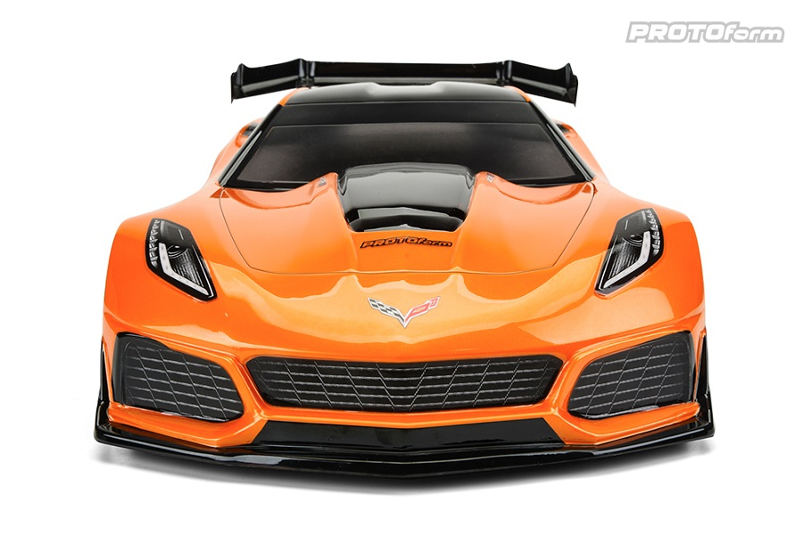 PROTOform Chevrolet Corvette ZR1 Clear Body