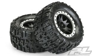 Pro-Line Mounted Trencher 4.3″ Pro-Loc All Terrain Tires