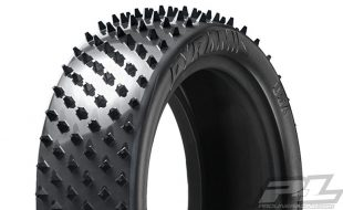 Pro-Line Pyramid 2.2″ 2WD Off-Road Carpet Buggy Front Tires