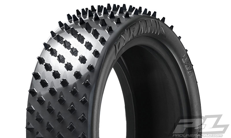 Pro-Line Pyramid 2.2 2WD Off-Road Carpet Buggy Front Tires