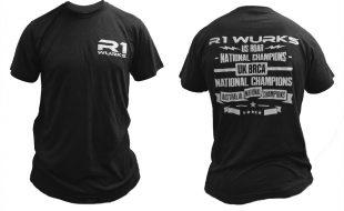 "R1 Wurks ""Champion"" Short Sleeve T-Shirt"