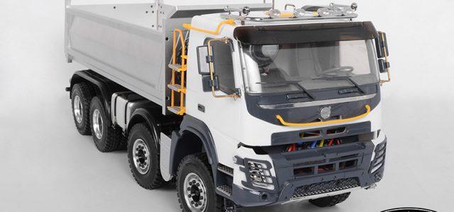 RC4WD 1/14 8×8 Armageddon Hydraulic Dump Truck (FMX)