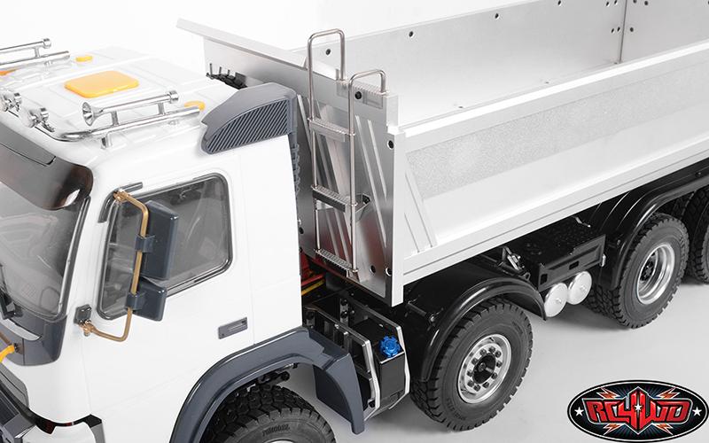 RC4WD 1/14 8x8 Armageddon Hydraulic Dump Truck (FMX)