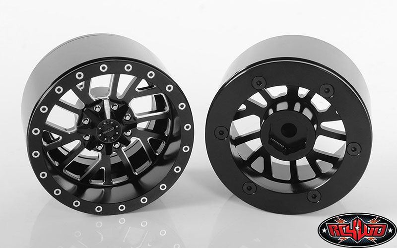 RC4WD 1911 1.9'' Beadlock Wheels