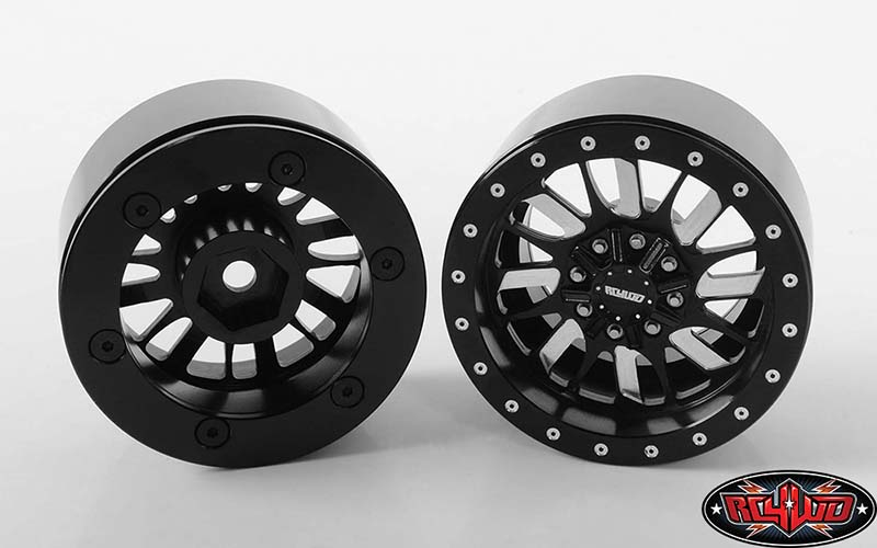 "RC4WD Enforcer 1.9"" Beadlock Wheels"