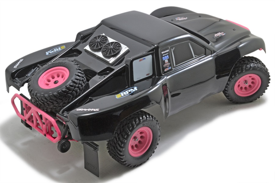 RPM Adds Pink Color Option To Traxxas Product Line
