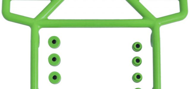 RPM Releases Green Rear Bumper For The Traxxas Electric Rustler