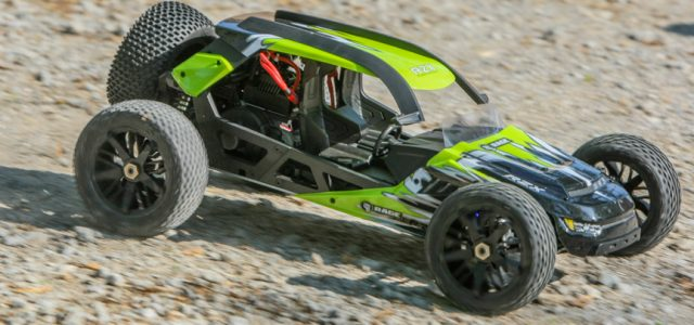 Rage R/C RZX RTR 1/6 2wd Brushless Buggy [VIDEO]