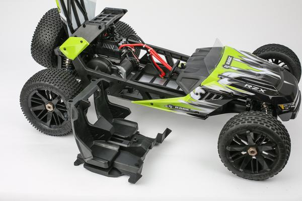 Rage R/C RZX RTR 1/6 2wd Brushless Buggy