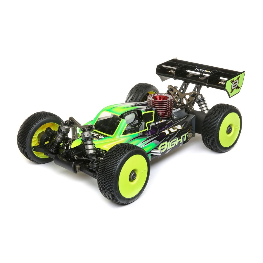 tlr 1 8 8ight x 4wd nitro buggy race kit video rc car. Black Bedroom Furniture Sets. Home Design Ideas