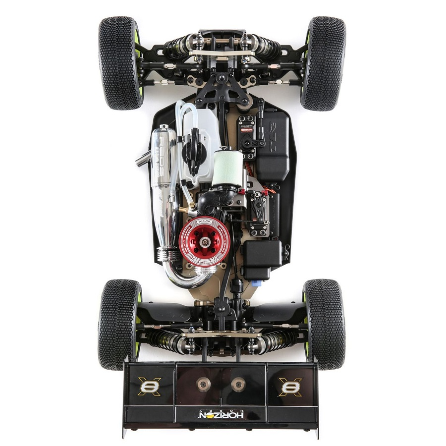 TLR 1/8 8IGHT-X 4WD Nitro Buggy Race Kit