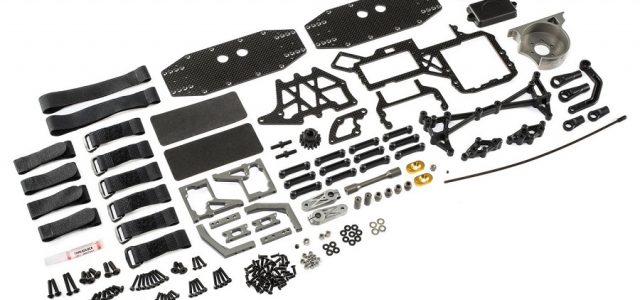 TLR Electric Conversion Kit For The 5IVE-T & 5IVE-B