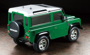 Tamiya Land Rover Defender 90