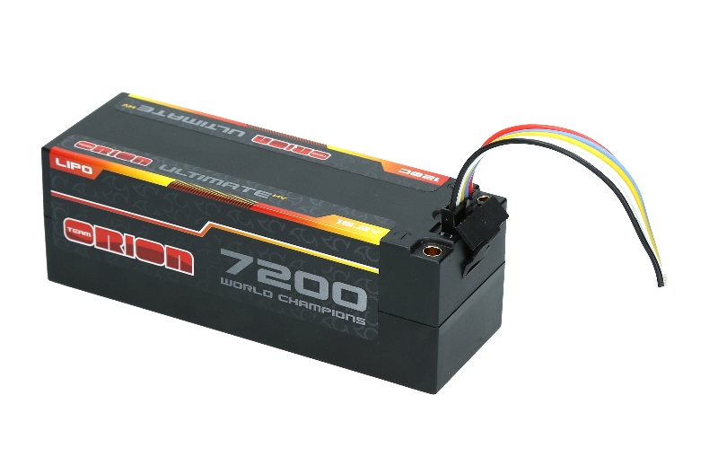 Team Orion Ultimate Graphene 4S LiPo Batteries