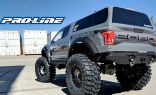 Sneak Peek: Pro-Line Ford Raptor Body For The Traxxas TRX-4