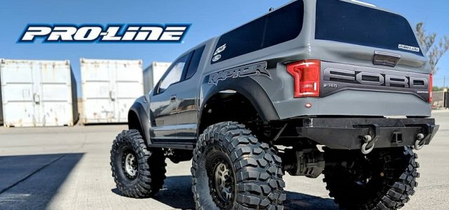 Sneak Peek: Pro-Line Ford Raptor Body For The Traxxas TRX-4