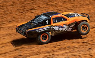 Traxxas Announces Special Edition Orange Slash