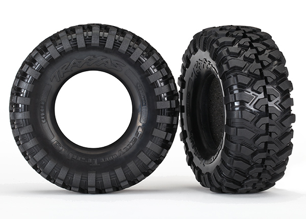 Traxxas Release New Wheels & Tires Options For The TRX-4